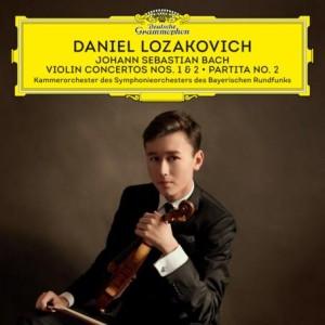 LOZAKOVICH daniel JS BACH violons concertos nos1 et 2 PARTITA N2 critique cd cd review par classiquenews