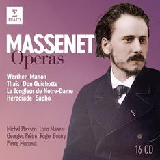 massenet operas erato box set review critique cd par classiquenews coffret operas de massenet 16 cd clic de classiquenews mai 2018 remasterise