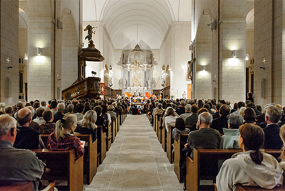 VANNES : 9è Académie de musique ancienne (4-12 juillet 2019)