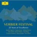 CD Verbier-Festival-25-Years-Of-Excellence-Coffret-Edition-limitee deutsche grammophon cd review critique cd par classiquenews-Inclus-livre