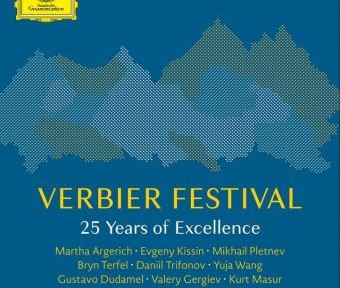 CD Verbier-Festival-25-Years-Of-Excellence-Coffret-Edition-limitee deutsche grammophon cd review critique cd par classiquenews-Inclus-livre