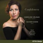 gelinas caroine atma cd review critique cd par classiquenews