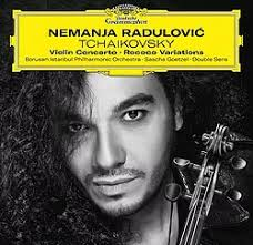 NEMANJA RADULOVIC violon cd dg par classiquenews cd review critique cd