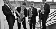 QUATUOR ZAHIR : 4 saxos magiciens !