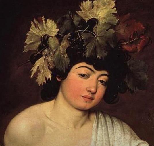 le-jeune-bacchus-par-caravage-par-classiquenews-peinture-et-musique