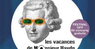 LA ROCHE POSAY. 14è édition des Vacances de Monsieur Haydn