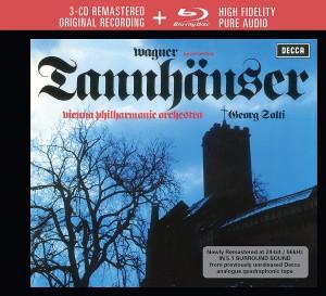 SOLTI tannhauser wagner vienna philharmonic orchestra cd critique cd review par classiquenews