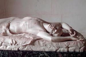 Scarlatti-IL-PRIMO-OMICCIDIO-critique-annonce-oratorio-palais-garnier-paris-par-classiquenews-Abel-1844-Giovanni-Dupre--Italian-1817-1882.-marble