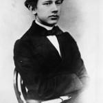 Peter Tschaikovsky As A Student At Conse
