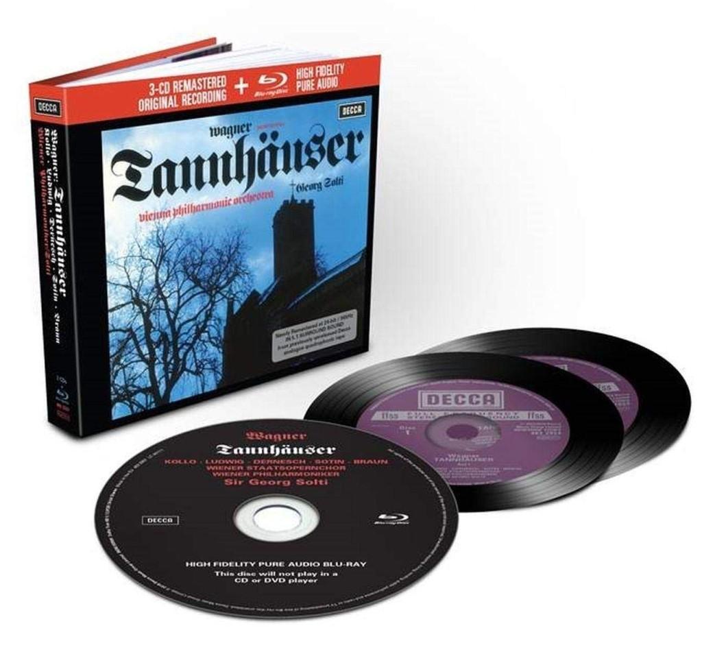 wagner solti tannhauser vienna philharmoniker kollo critique cd review cd par classiquenews
