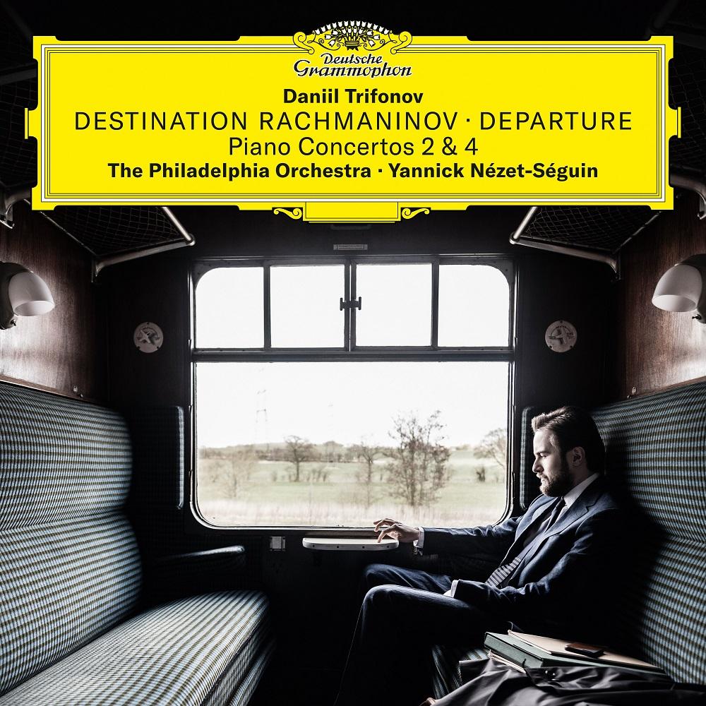 DANIIL-TRIFONOV-RACHMANINOV critique cd review cd compte rendu par classiquenews piano concertos 2 et 4 nezet seguin