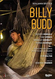 billy budd deborah warner ivor bolton dvd belair dvd critique review dvd par classiquenews