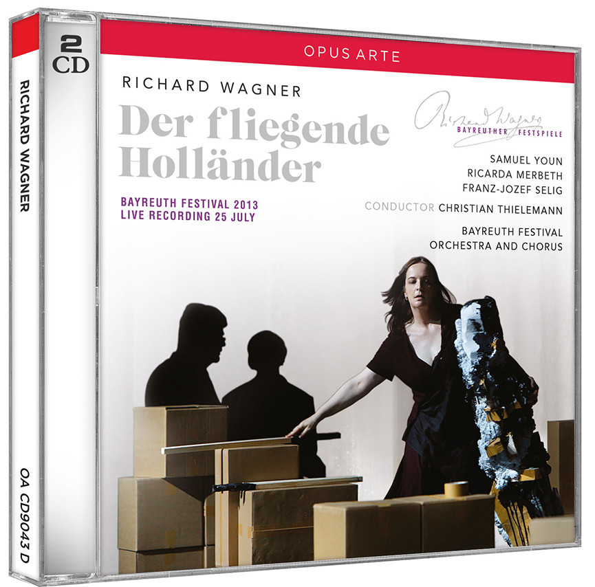 cd_wag_flieg thielemann bayreuth 2013 youn merbeth selig critique cd par classiquenews