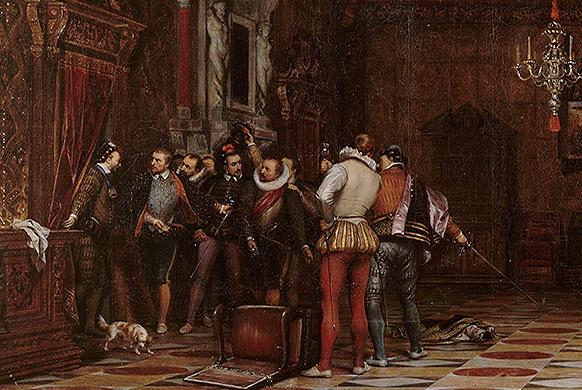 Les Huguenots à Bastille