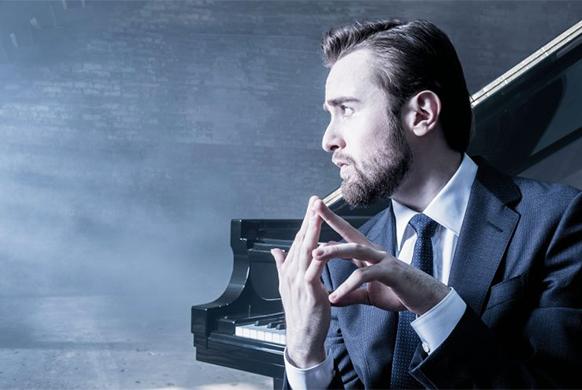 DANIIL TRIFONOV, piano majeur, poétique, électrique