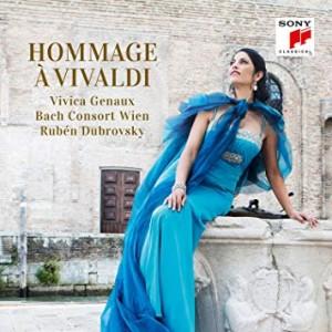 vivaldi hommage a vivica genaux ruben dubrovsky sony classical cd review cd critique par classiquenews CLIC de classiquenews de septembre 2018