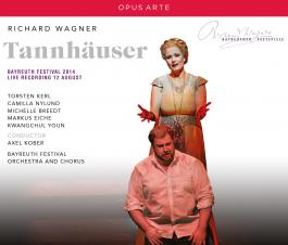 wagner tannhauser bayreuth 2014 kerl youn nylund cd critique cd review par classiquenews opus arte 1533643822443171_resize_265_265