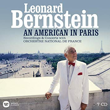 warner classics bernstein an american in paris cd review critique cd par classiquenews CLIC de classiquenews