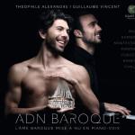 ADN Baroque theophile alexandre guillaume vincent piano cd review critique cd par classiquenews
