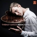 GARCIA THIBAUT guitare enchantee bach inspiration par classiquenews cd evenement