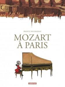 MOZART A PARIS BD critique annonce presentation par classiquenews CLIC de CLASSIQUENEWS 9782203147171