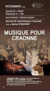Novembre orchestre symphonique d orleans concert pour craonne annonce