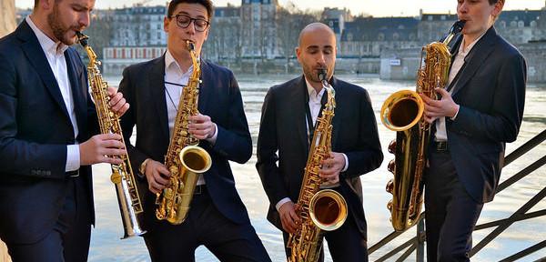 klarthe records ZAHIR quatuor de saxos critique CLIC de classiquenews