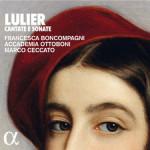 lulier giovanni lorenzo cantates ottoboni cd ALPHA review critiqie cd par classiquenews compte rendu