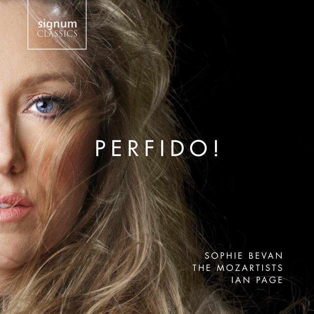 perfido sophie BEVAN MOZART BEETHOVEN cd review critique cd par classiquenews SIGNUM classics CLIC de classiquenews oct 2018
