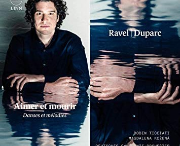 ravel duparc kozena valses melodies robin ticciati belrin sinphonie orchester cd Linn critique cd cd review classiquenews