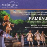 rameau temple de la gloire temple of glory cd review cd critique par classiquenews mcgegan philharmonia baroque orchestra cd MI0004433611
