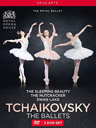 tchaikovsky the ballets tchaikovski ballets opus arte roh covent garden wright review presentation by classiquenews noel 2018