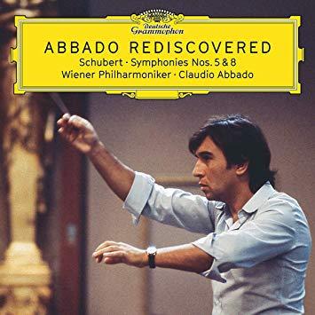 ABBADO claudio rediscovered schubert 5 et 8 symphonies par classiquenews cd review critique cd classiquenews