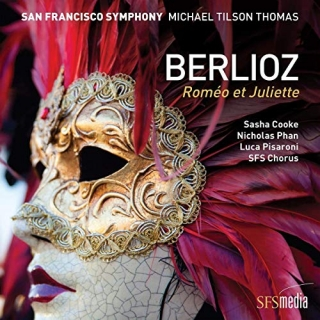 BERLIOZ ROMEO JULIETTE SAN FRANCISCO SYMPH ORCHESTRA TILSON THOMAS cd reviex critique cd classiquenews