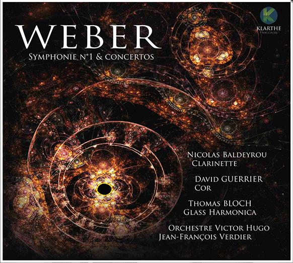 WEBER-concertos-symphonie-orchestre-victor-hugo-verdier--1-cd-klarthe-records-critique-cd-review-par-classiquenews