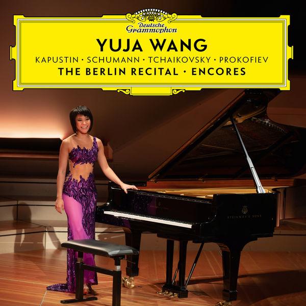 YUJA WANG berlin recital dg critique cd review cd classiquenews