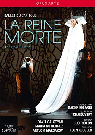 belarbi reine morte dead queen DVD opus ARTE capitole DVD critique review par classiquenews