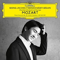 seong jin cho mozart nezet seguin cd dg critique review cd par classiquenews