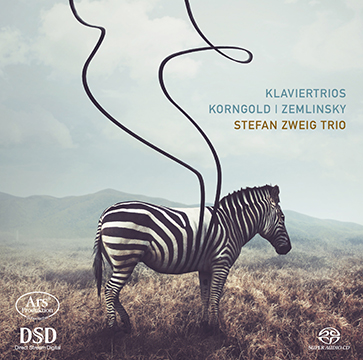 zweigtrio_cover KORNGOLD ZEMLINSKY trio cd review critique cd