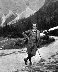 MAHLER Symphonies symphonies critique review classiquenews _gustav-mahler-grandhotel-toblach-dobbiaco_c36864daeb