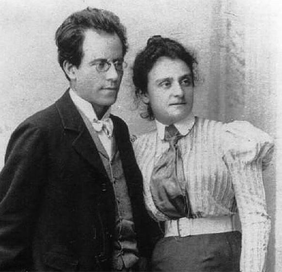 MAHLER-gustav-et-alma-symphonie-classiquenews-Gustav-Mahler