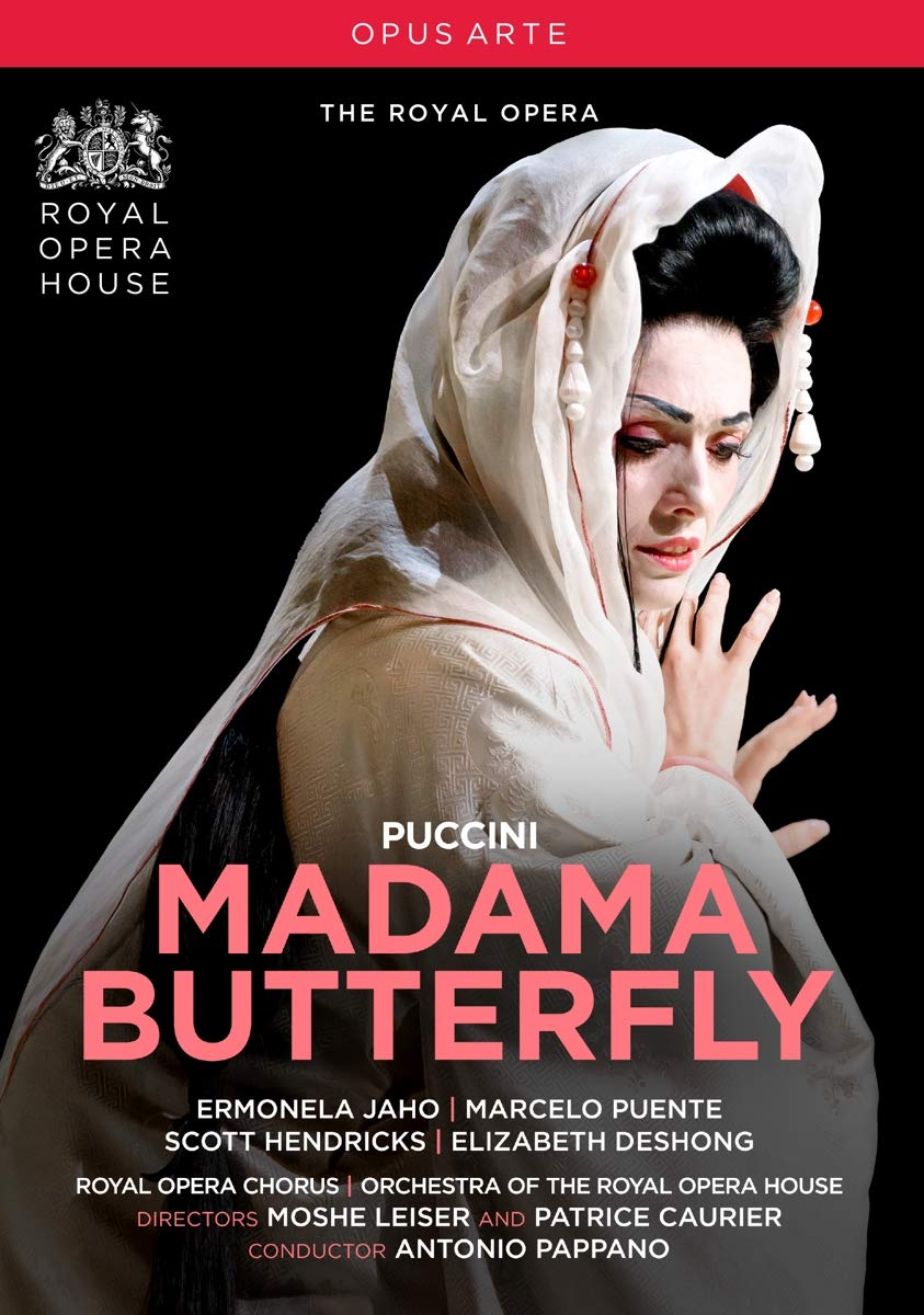 PUCCINI butterfly pappano jaho puente leiser caurier critique opera dvd classiquenews opus arte