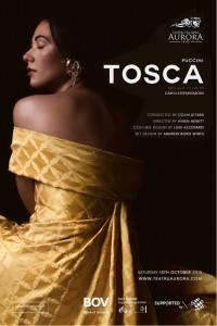 TOSCA teatru AURORA 13oct18