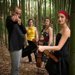 VOCE quatuor annonce concert critique concert classiquenews quatuor-voce-carre-credit-sophie-pawlak