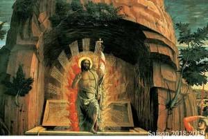 COURONNEMENT et RÉSURRECTION à TOURCOING et VERSAILLES