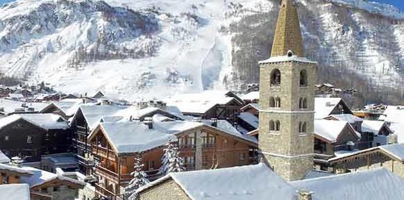 HIVER 2019. Festival CLASSICAVAL à Val d'Isère