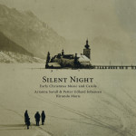 cd critique cd review sur classiquenews arianna_savall_petter_udland_johansen__hirundo_maris-silent_night_-_early_christmas_music_and_carols_a