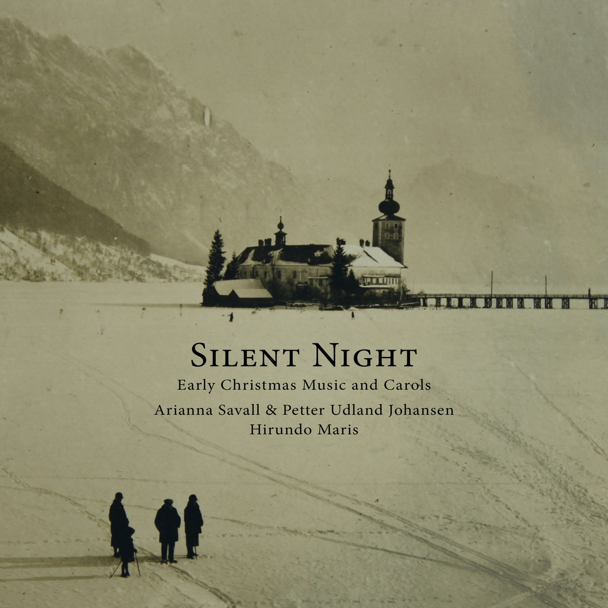 cd critique cd review sur classiquenews arianna_savall_petter_udland_johansen__hirundo_maris-silent_night_-_early_christmas_music_and_carols_a