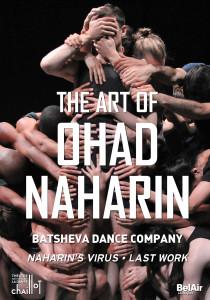 dvd NAHARIN OHAD the art of batsheva dance company critique dvd critique cd classiquenews critique par classiquenews bac159-cover-ohadnaharinrecto