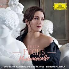 fuchs mademoiselle cd deutsche grammophon critique review cd annonce portrait par classiquenews cd critique compte rendu opera